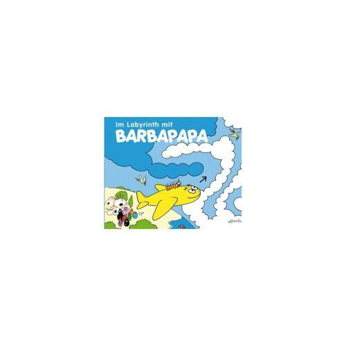 Atlantis Verlag Barbapapa: Im Labyrinth mit Barbapapa