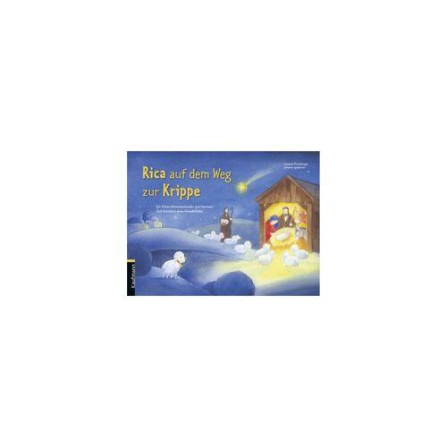 Kaufmann Verlag Rica auf dem Weg zur Krippe, Adventskalender