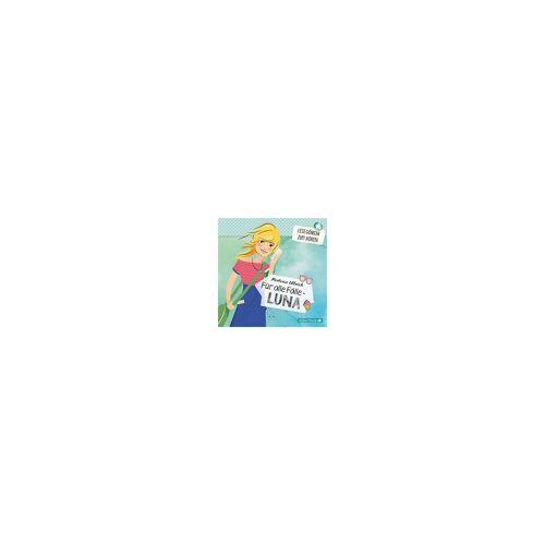 Silberfisch Verlag Für alle Fälle Luna, 2 Audio-CDs