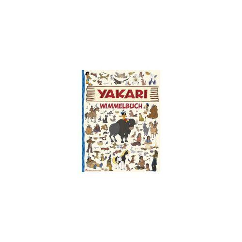 Wimmelbuch Verlag Yakari Wimmelbuch
