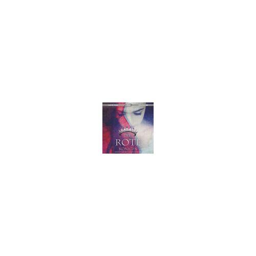 Silberfisch Verlag Die rote Königin, 2 MP3-CDs