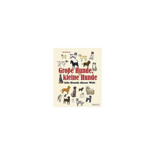 Prestel Verlag Große Hunde, kleine Hunde