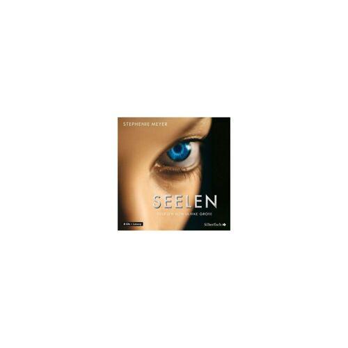 Silberfisch Verlag Seelen, 8 Audio-CDs