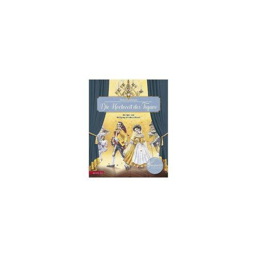 Die Hochzeit des Figaro, mit Audio-CD