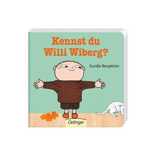 Oetinger Willi Wiberg: Kennst du Willi Wiberg?