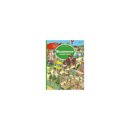 Wimmelbuch Verlag Bauernhof Wimmelbuch
