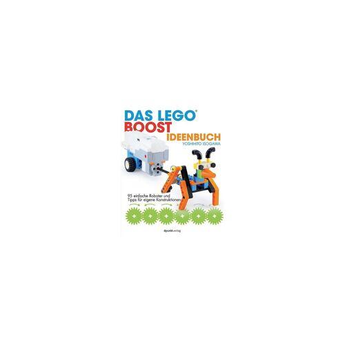 Lego Das LEGO®-Boost-Ideenbuch