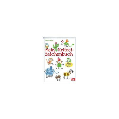 Christophorus Verlag Mein Kritzel-Zeichenbuch
