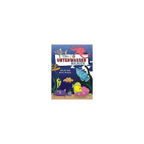 Mein Unterwasser Malbuch