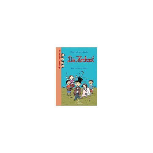 Klett Kinderbuch Verlag Die wilden Zwerge: Die Hochzeit