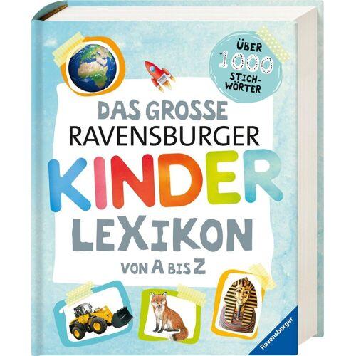 Ravensburger Buch »Das große Kinderlexikon von A bis Z«, ; Made in Germany