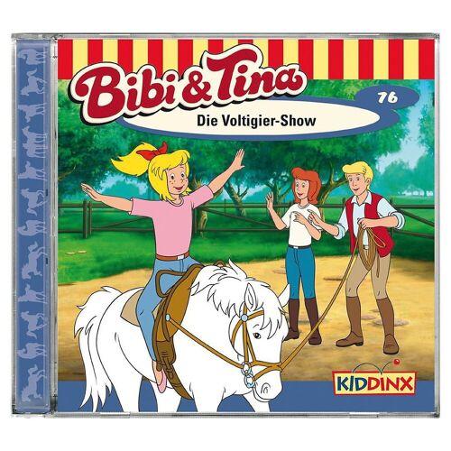 Kiddinx Hörspiel »CD Bibi & Tina 76 - Die Voltigier Show«