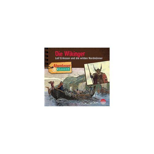Die Wikinger, Audio-CD