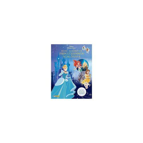 Disney Prinzessin: Meine schönsten Prinzessinnen-Schlösser -