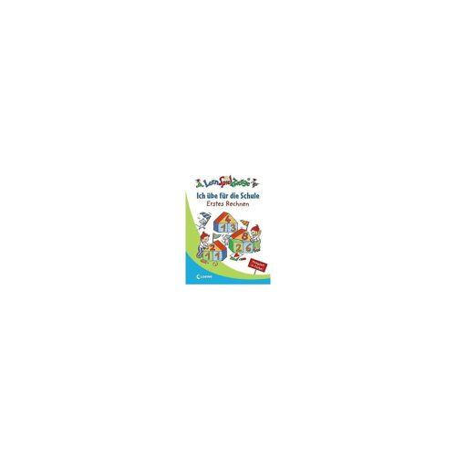 Loewe Verlag LernSpielZwerge: Ich übe für die Schule - Erstes Rechnen