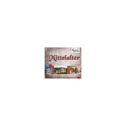 BVK Buch Verlag Kempen Mittelalter, mit Audio-CD