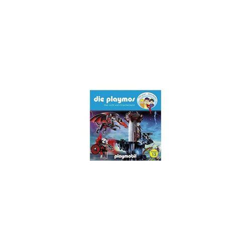 Playmobil Hörspiel »Die Playmos: Das Licht vom Drachenland, Audio-CD«
