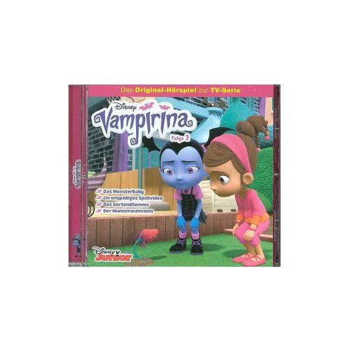 Kiddinx Hörspiel »CD Vampirina 02«