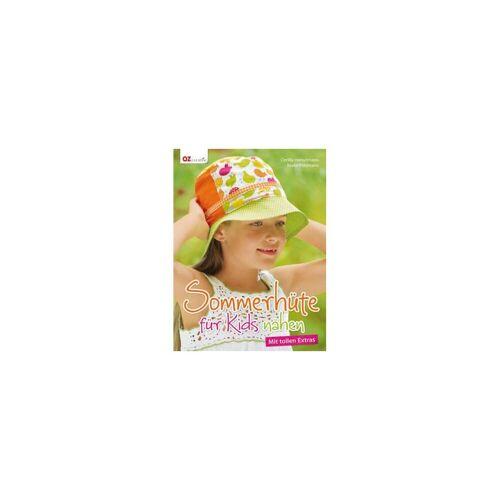 OZ-Verlag Sommerhüte für Kids nähen