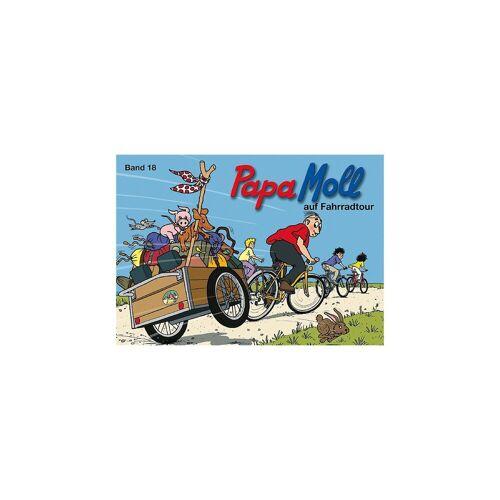 Globi Verlag Papa Moll auf Fahrradtour