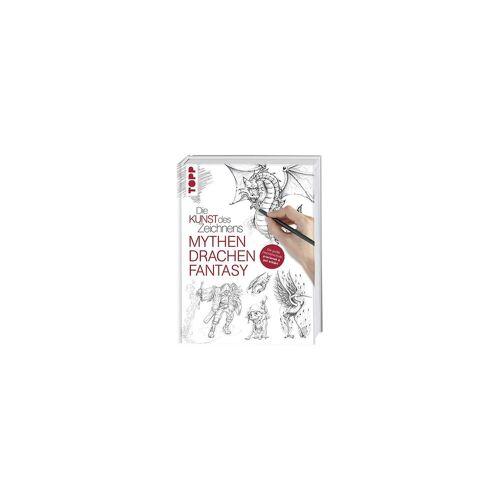 Frech Verlag Die Kunst des Zeichnens: Mythen, Drachen, Fantasy