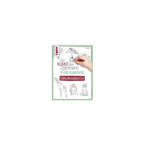 Frech Verlag Die Kunst des Zeichnens für Kinder, Übungsbuch