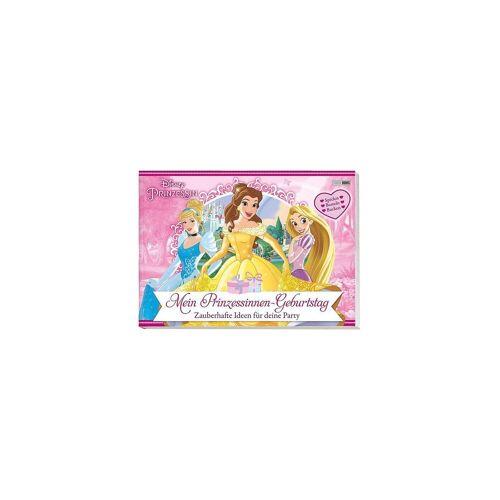 PANINI VERLAG Disney Prinzessin: Mein Prinzessinnen-Geburtstag
