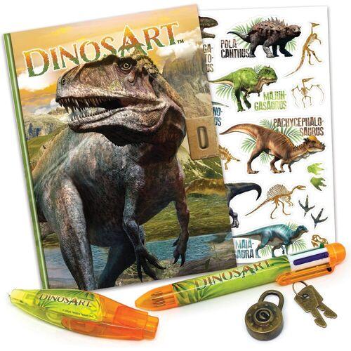 ART Dinos Art Tagebuch »Dinos geheimes Tagebuch«