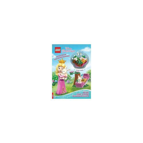 AMEET Verlag LEGO® Disney Prinzessin(TM): Rätselspaß für Prinzessinnen