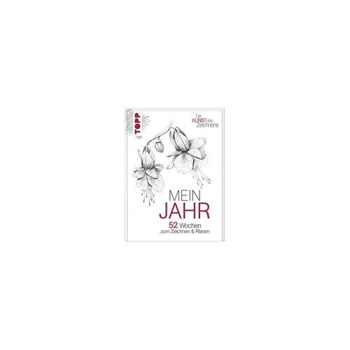 Frech Verlag Die Kunst des Zeichnens: Mein Jahr