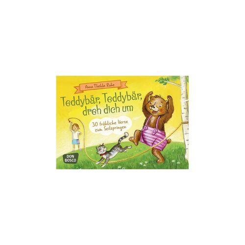 Don Bosco Verlag Teddybär, Teddybär, dreh dich um