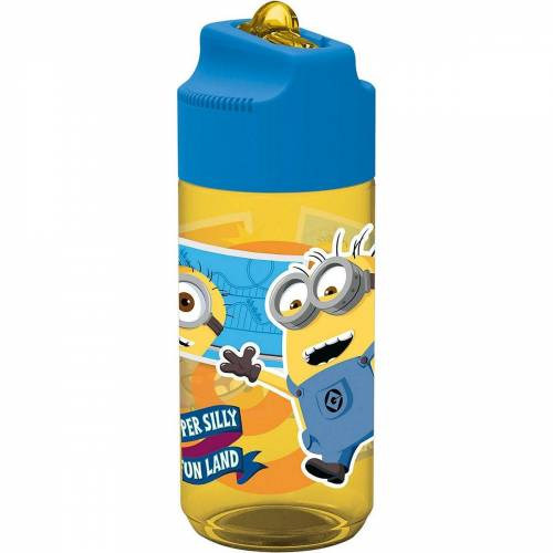 p:os Trinkflasche »Tritan Trinkflasche Minions, 430 ml«