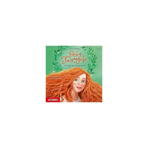 Jumbo Ruby Fairygale - Der Ruf der Fabelwesen, 3 Audio-CD