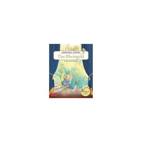 Das Rheingold, mit Audio-CD