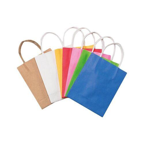 Folia Geschenkpapier »Papiertüten 12 x 15 cm farbig, 20 Stück«