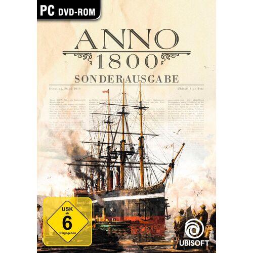 UBISOFT ANNO 1800 Sonderausgabe PC