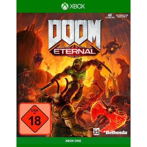 Bethesda Doom Eternal Xbox One
