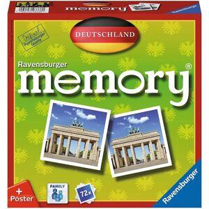 Ravensburger Spiel, »memory®, 72 Karten (36 Paare), Deutschland«
