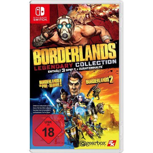 2K Borderlands Legendary Collection Nintendo Switch