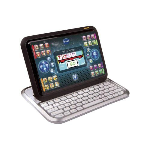 Vtech® Kindercomputer »2 in 1 Tablet«, blau-schwarz