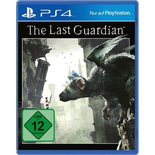 PlayStation 4 The Last Guardian PlayStation
