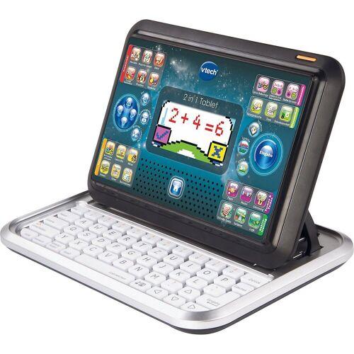 Vtech® Lerntablet »2-in-1 Tablet & Laptop, pink«, azurblau