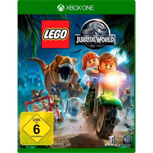 Warner Games Lego Jurassic World Xbox One, Software Pyramide
