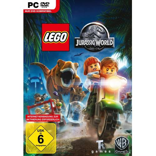 Warner Games LEGO Jurassic World PC, Software Pyramide