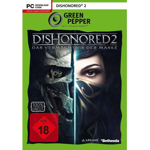 Bethesda Dishonored 2 PC, Software Pyramide