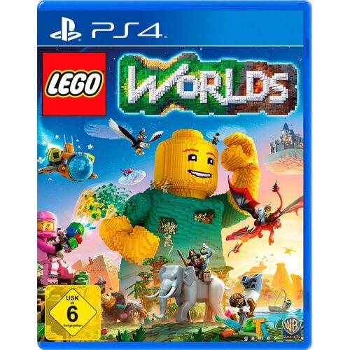 Warner Games Lego Worlds PlayStation 4, Software Pyramide