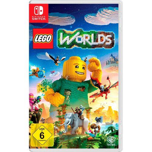 Warner Games Lego Worlds Nintendo Switch, Software Pyramide