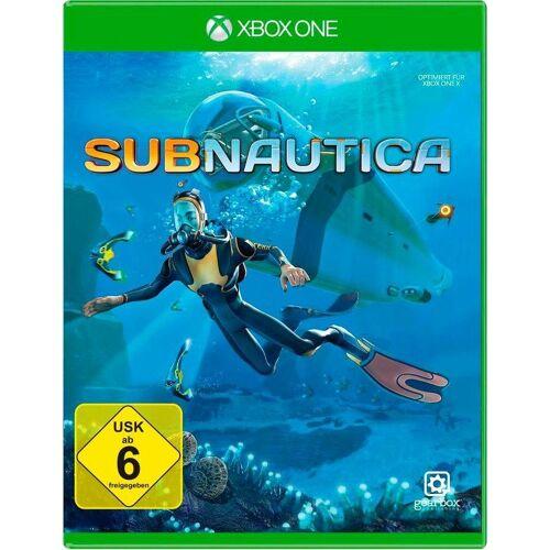 U&I Entertainment Subnautica Xbox One
