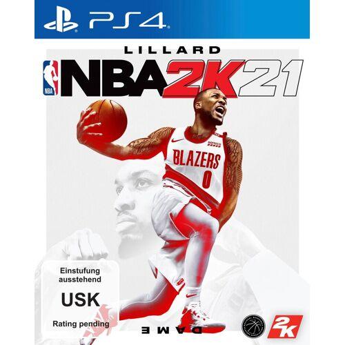 2K NBA 21 PlayStation 4