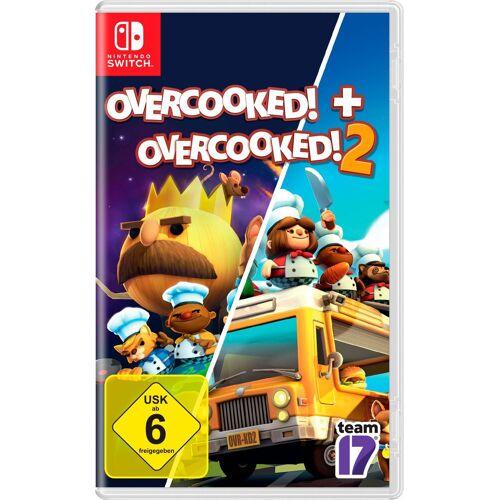 Nintendo Overcooked! + Overcooked! 2 Nintendo Switch